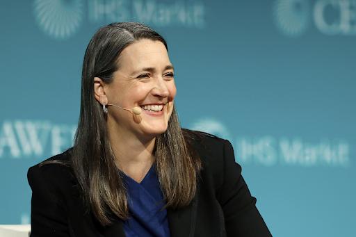 Patti Poppe, CEO of PG&E